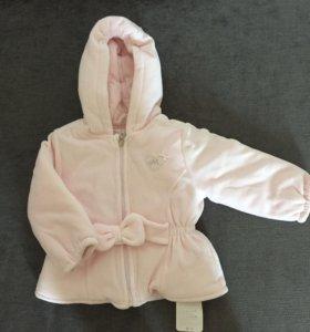 Новая курточка на малышку