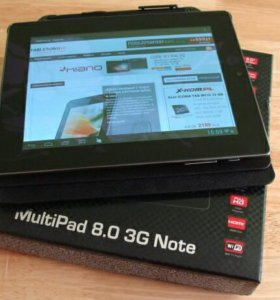 Prestigio MultiPad 8.0 3G Note (PMP7880D3G)