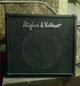 hughes & kettner blue edition 60 w комбик