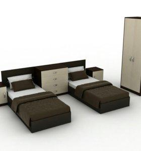 """Спальня """"8 предметов"""""""