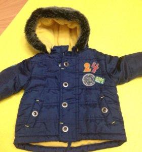 Курточка детская (от 3 мес.)