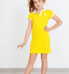 Новое платье 11-12 лет