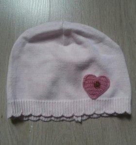 Шапочка Mothercare размер 48