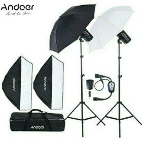 Набор для фотостудии