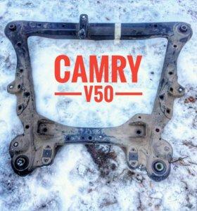 Toyota Camry v50 подрамник двигателя оригинал