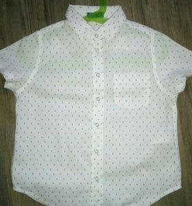 Рубашка фирменная, р-р 104