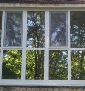 Окна, двери, балконы ПВХ