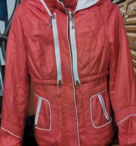 Куртка + безрукавка