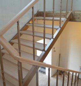 навес лестницы бетонной