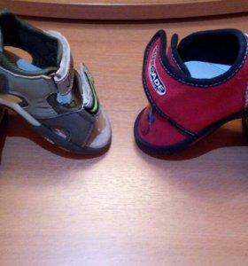 Детская обувь (кеды и босоножки)