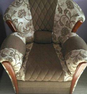 Кресло, две штуки. в Емельяново