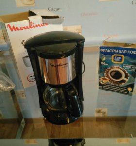Капельная кофеварка Moulinex