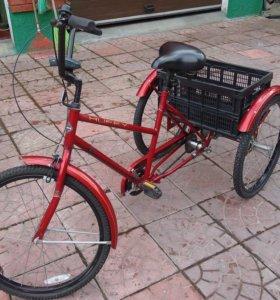 Велосипед- трайк