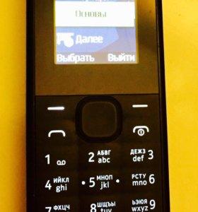 NOKIA 105, мобильный кнопочный телефон