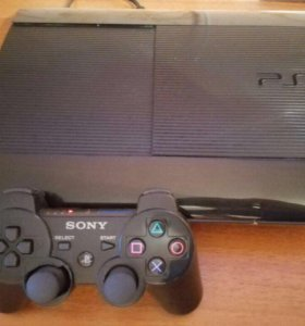 PlayStation 3 (чёрный)