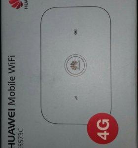 Роутер Mobile WiFi E5573C