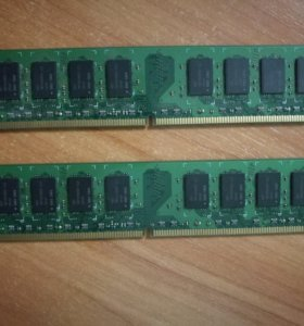 Оперативная память DDR2 800 4gb