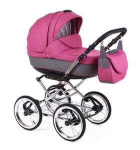 Детская коляска ADAMEX KATRINA ( 2 в 1)