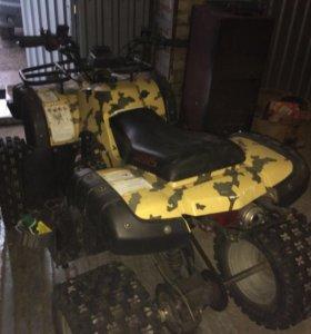 Квадроцикл IRBIS 150U LUX