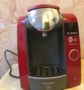 Кофемашина Bosch капсульная