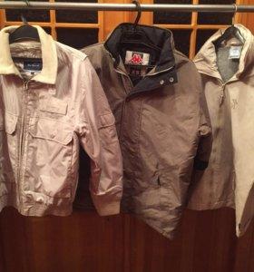 Куртки и пуховик для мальчика (146-152-164)