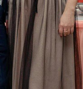 Платье элегантное р.46