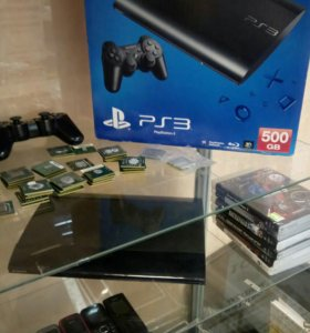 Sony ps3 slim 250g