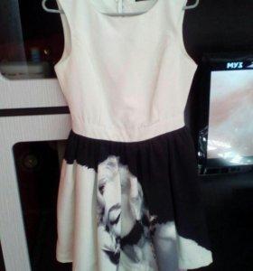 Платье с Мэрли Монро