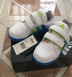 Новые кроссовки Adidas 27