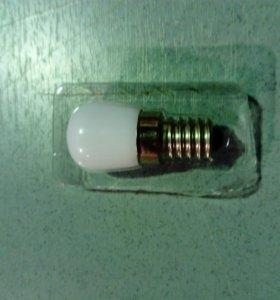 Диодная лампочка для холодильника