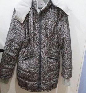 Куртка + для ьеременных, слингокуртка