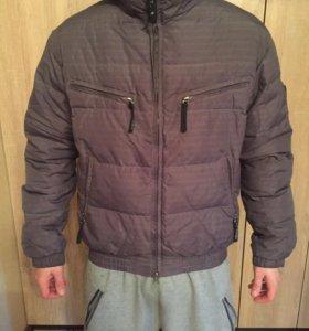 Новая тёплая мужская куртка F5