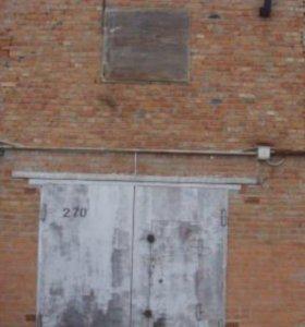 Гараж двухэтажный возможно под СТО