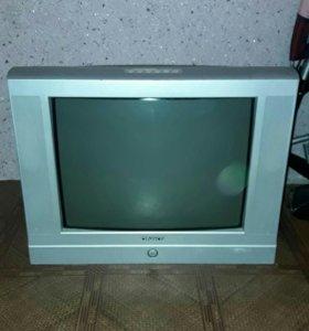 Телевизор б /у показывает чисто