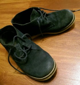 Ботинки для мальчика 28 натуральные