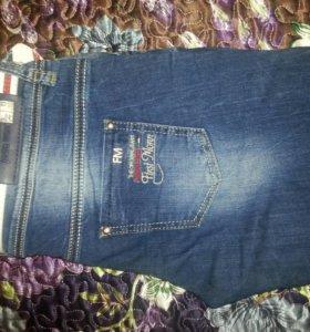 Новые джинсы турецкие