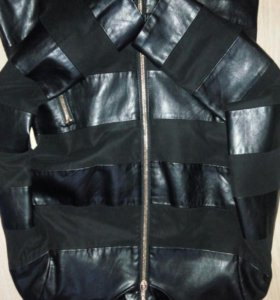 Куртка экокожа новая