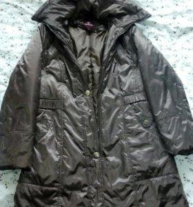 Пальто зимнее р.50