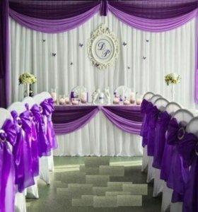 Оформление и декор праздничных мероприятий