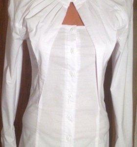 Блуза длинная новая 42-48