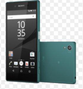 Sony z 5 dual