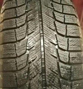 Шины Michelin X-Ice 215/60 R17
