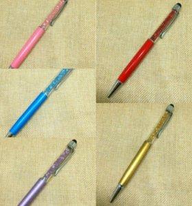 Ручка с кристаллами