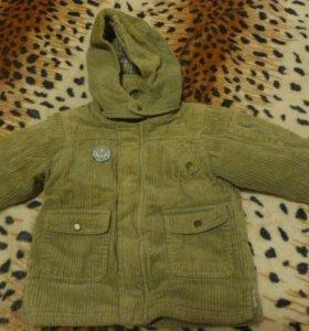 Курточка (осень-холодная весна)