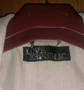 Пиджак Love Republic