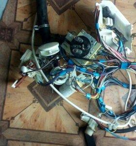 Электрический мотор от стиральной машины