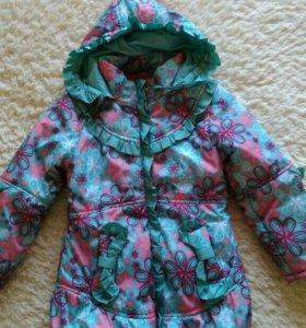 Курточка пальто