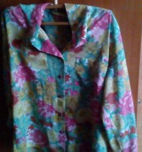 Блуза размер 54-56