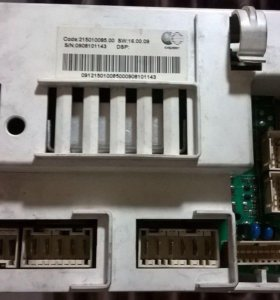 Блок управления iwsc5105 Indesit