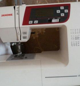 Швейная машинка джаноме